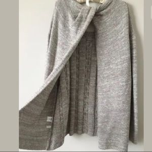 Gray Oversized Sweater XL